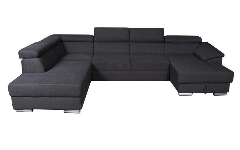 Antonino U-alakú ülőgarnitúra
